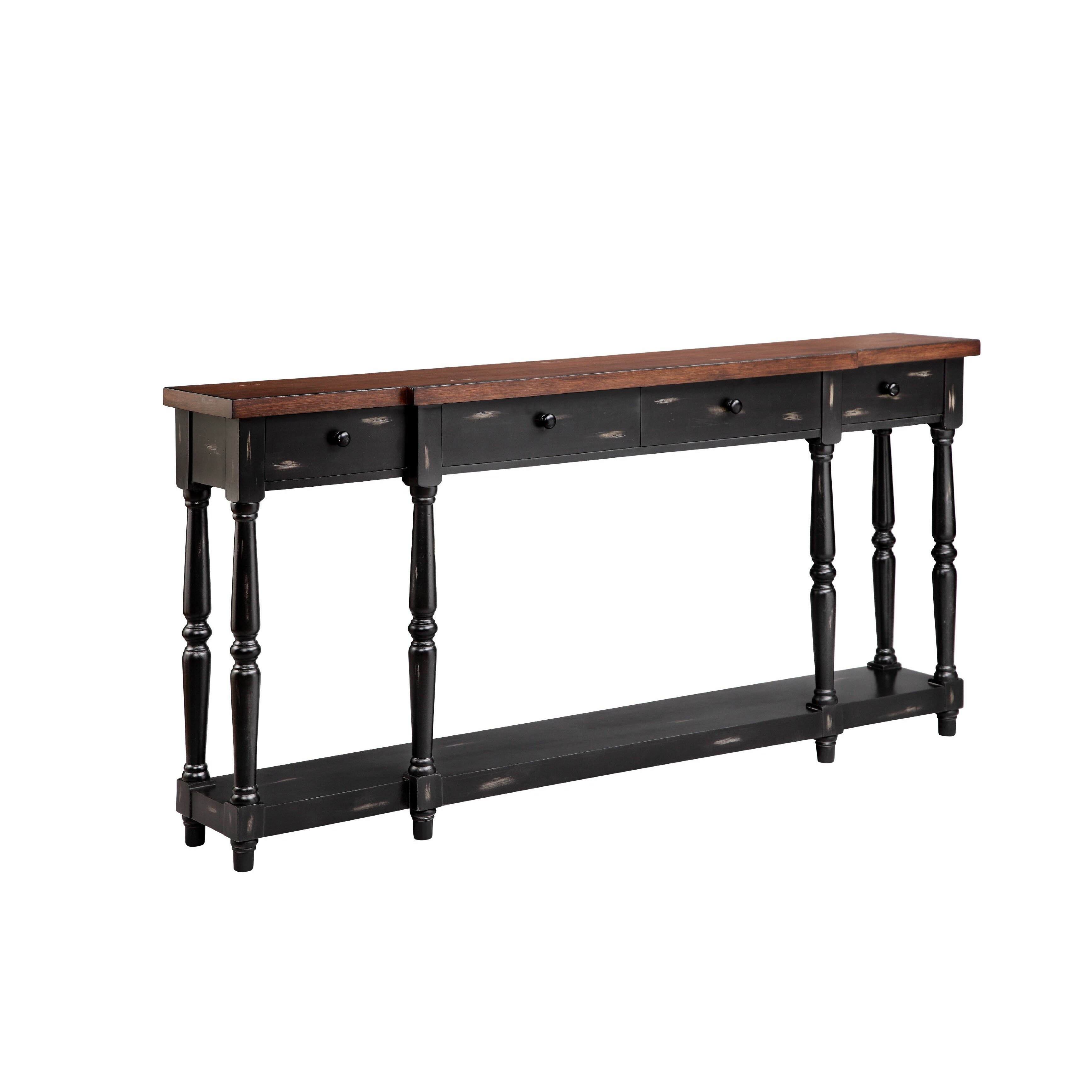 Stein world simpson console table reviews wayfair