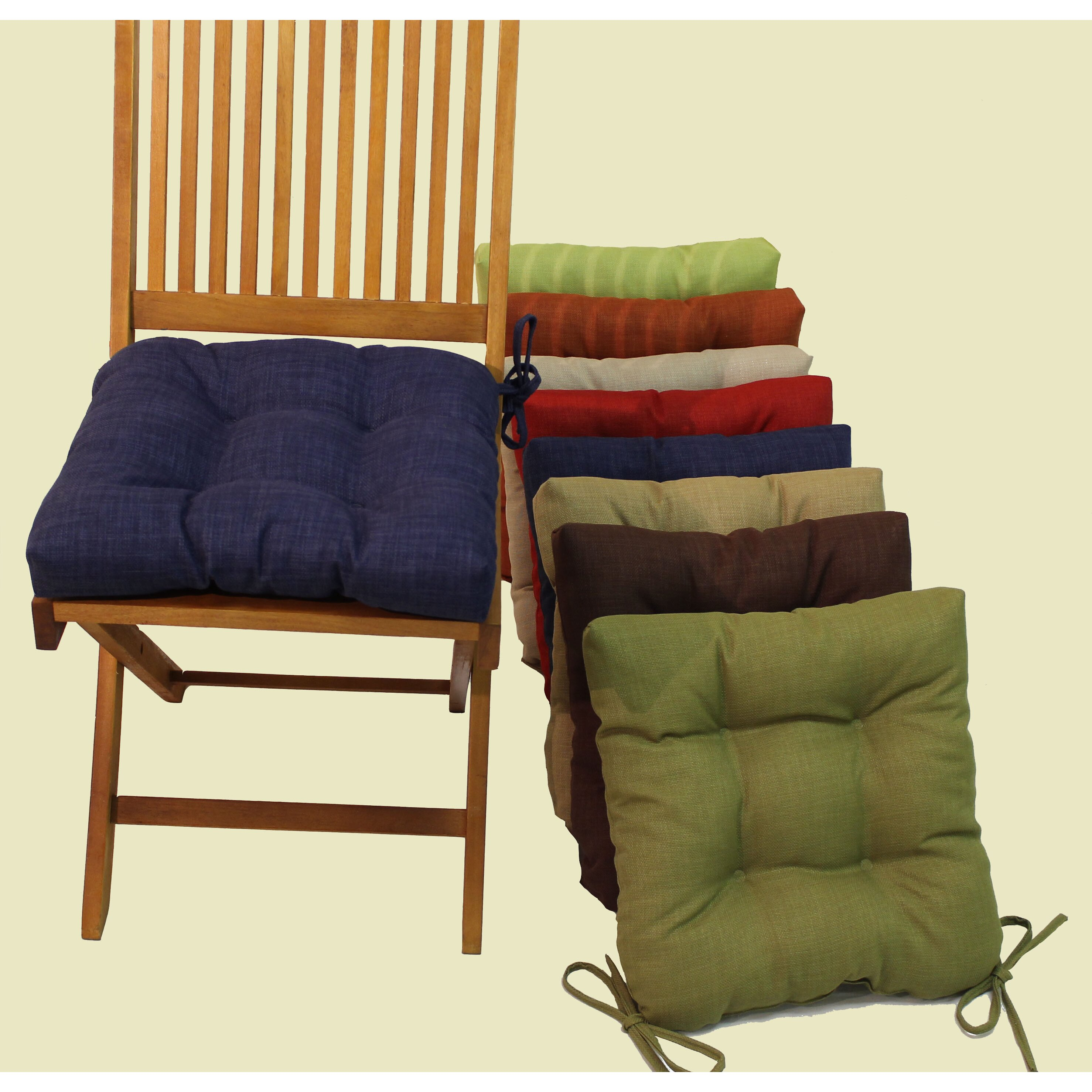 Blazing Needles Veranda Outdoor Lounge Chair Cushion & Reviews