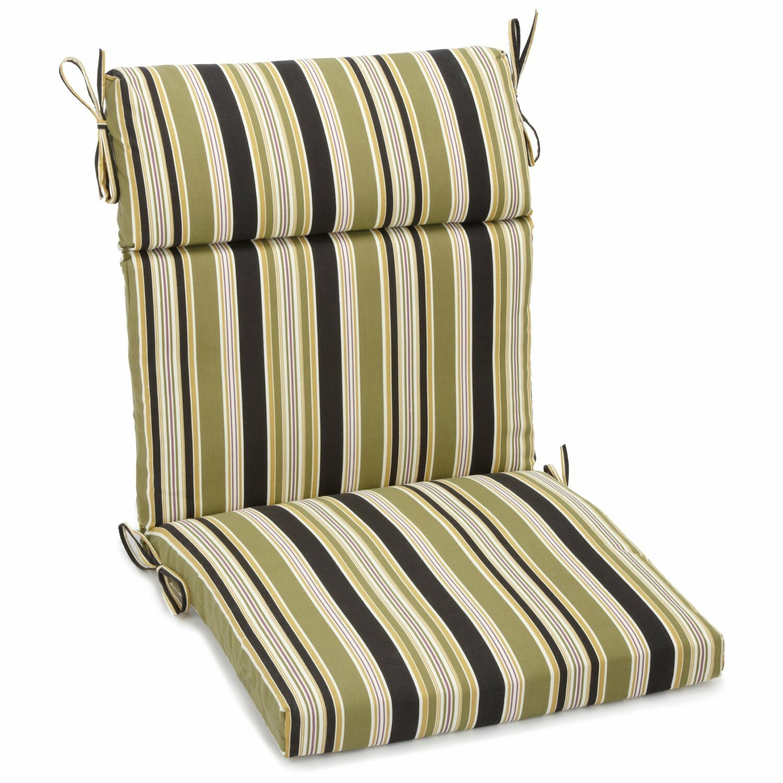 Blazing Needles Outdoor Adirondack Chair Cushion Reviews