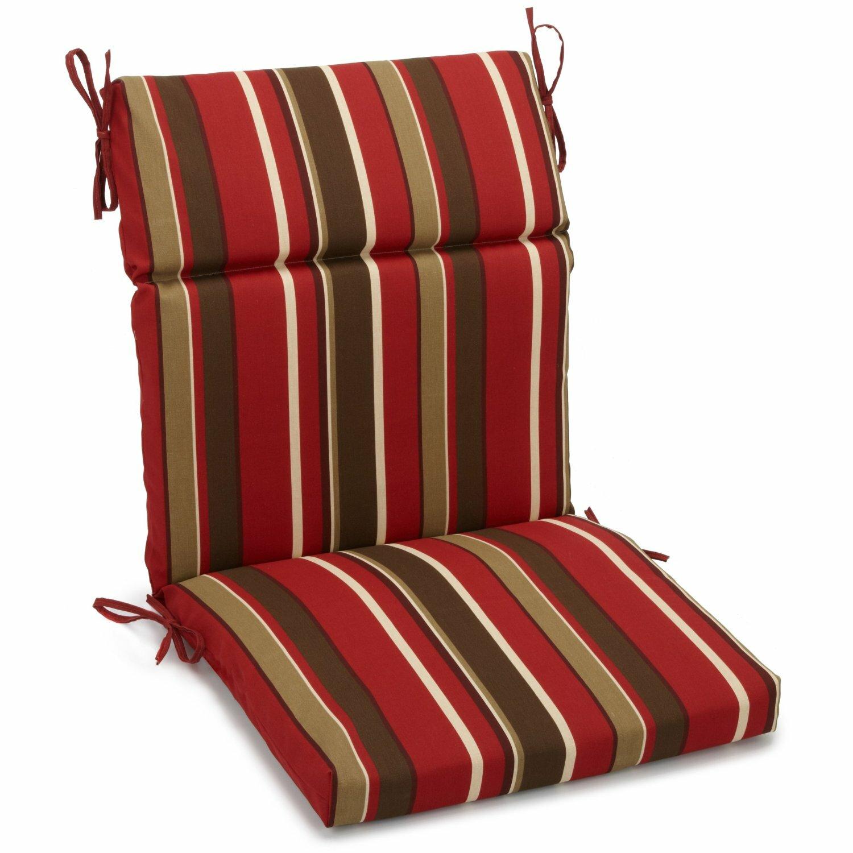 Blazing Needles Monserrat Outdoor Lounge Chair Cushion