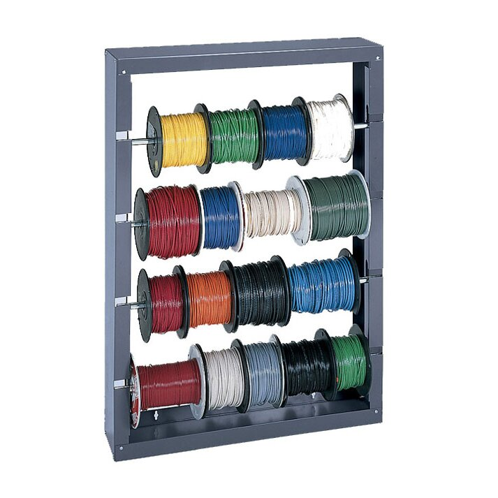 Durham Manufacturing Prime Cold Rolled Steel Wire Spool