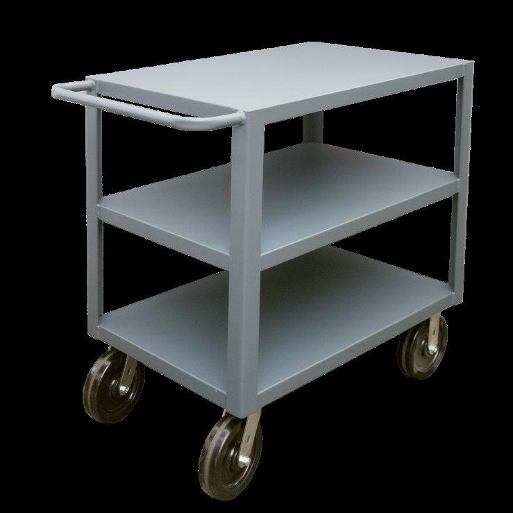 Factory Utility Cart: Durham Manufacturing Heavy Duty Utility Cart