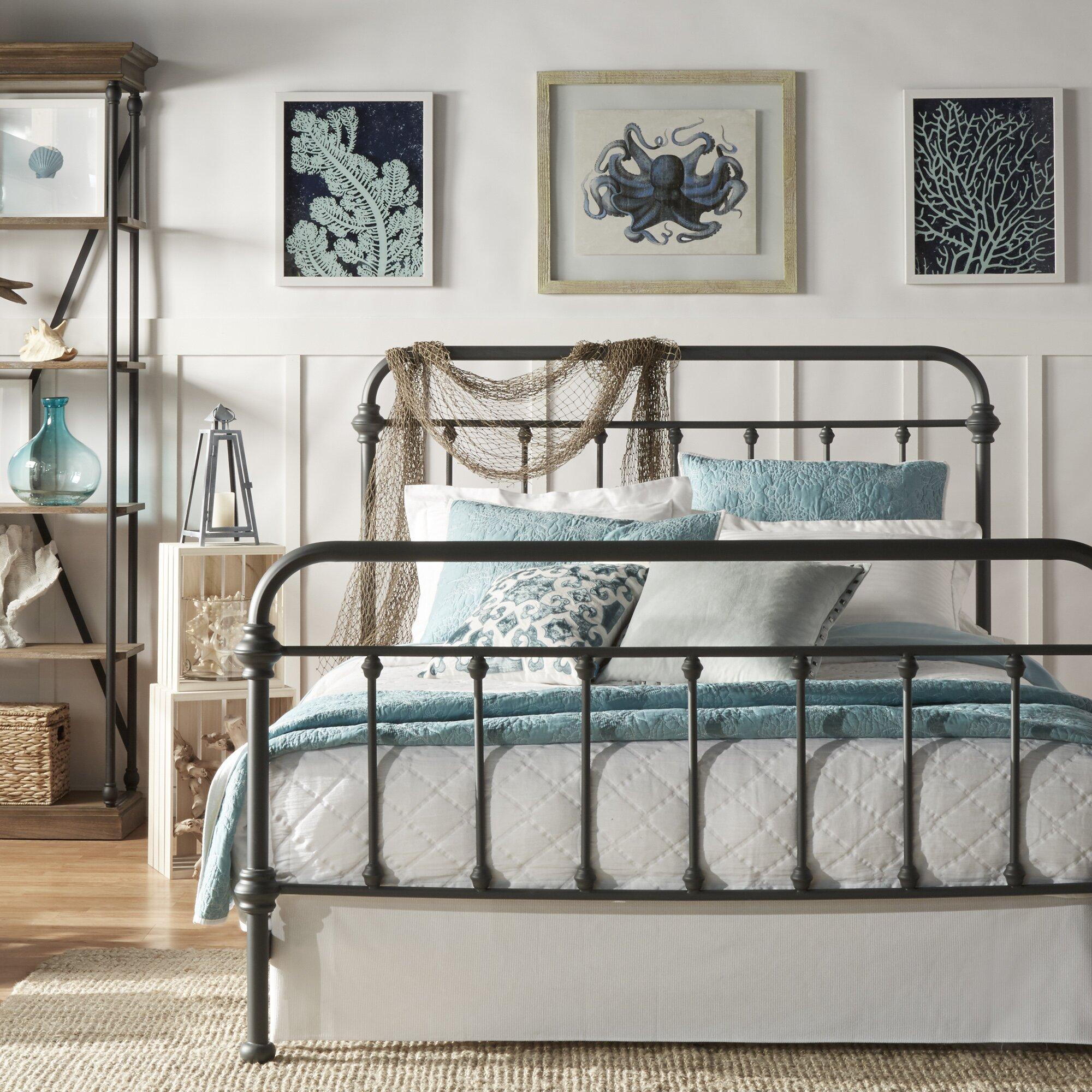 Kingstown Home Panel Bed Reviews Wayfair