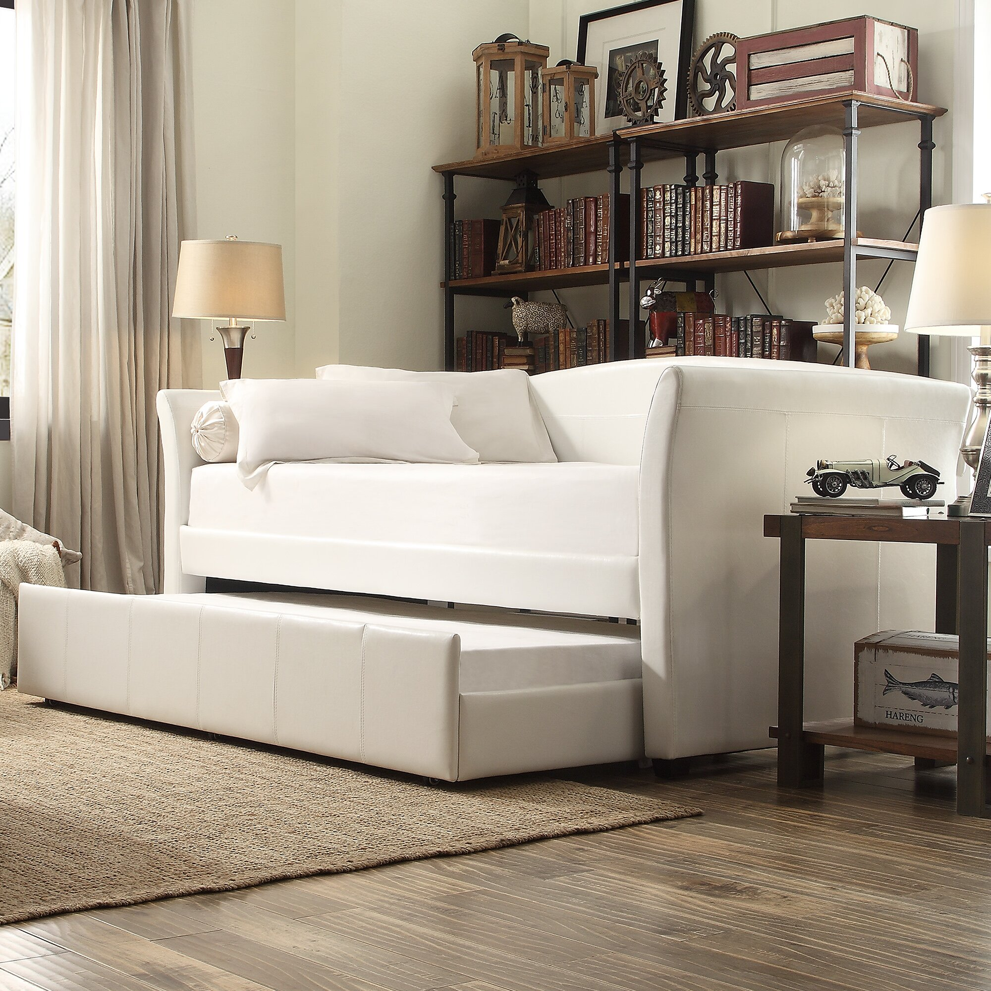 Kingstown Home Cataleya Daybed With Trundle Amp Reviews