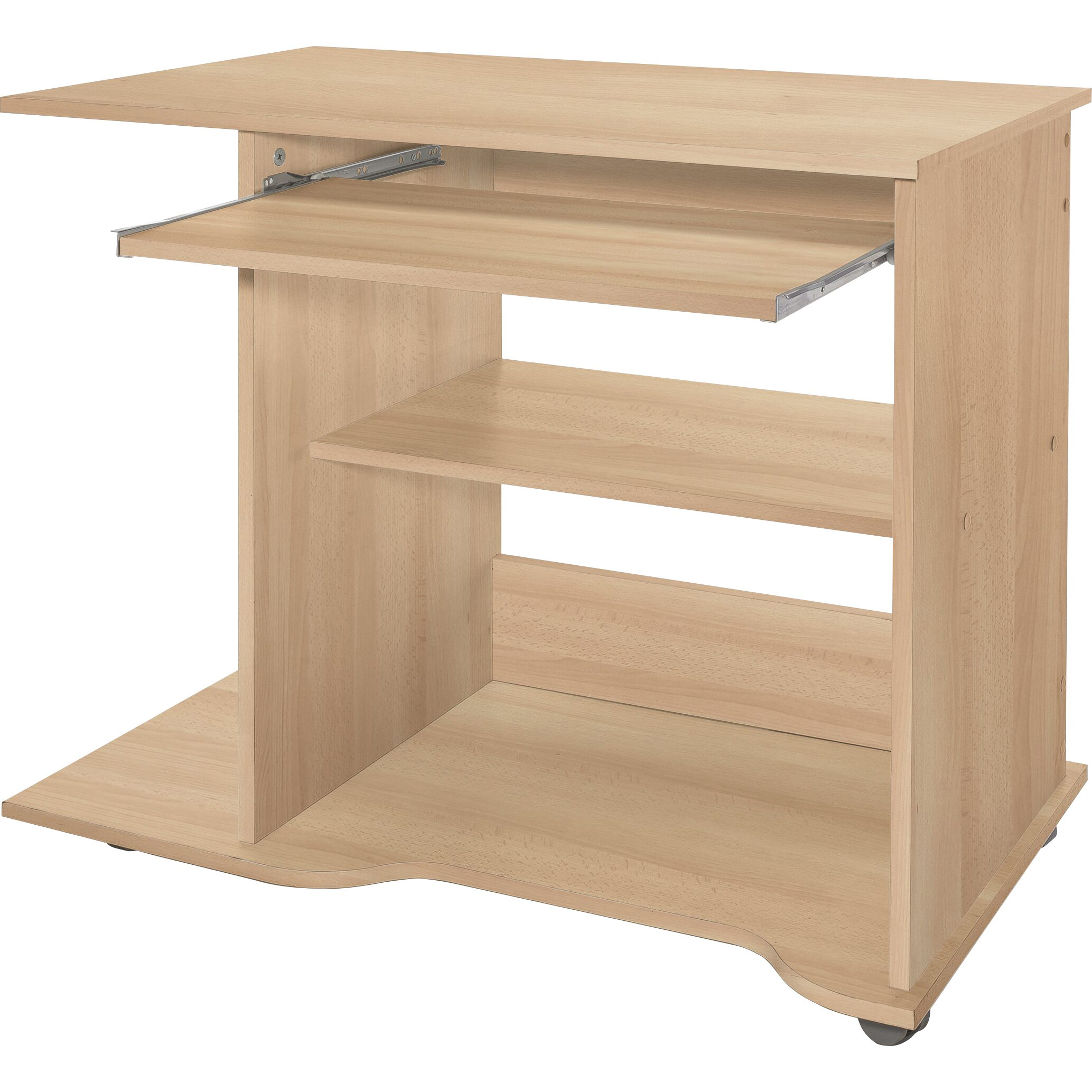 wilmes schreibtisch mit tastaturauszug bewertungen. Black Bedroom Furniture Sets. Home Design Ideas