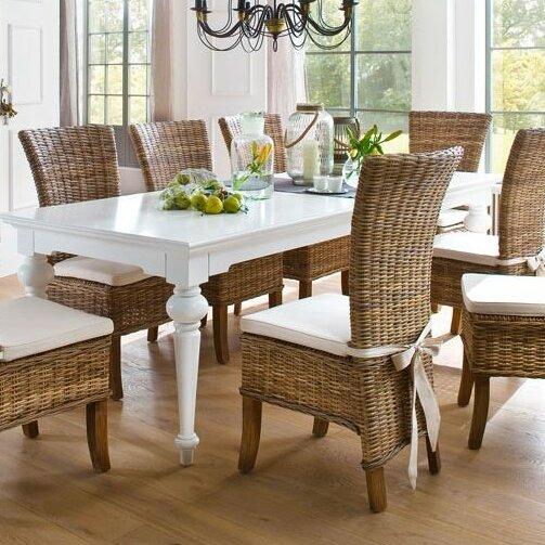 novasolo provence dining table reviews wayfair uk. Black Bedroom Furniture Sets. Home Design Ideas