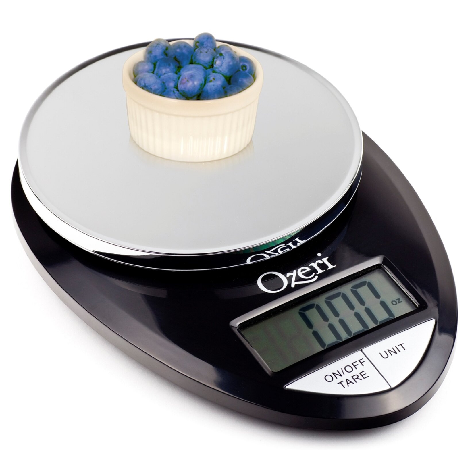 Ozeri Pro 12 Lbs Digital Kitchen And Food Scale & Reviews