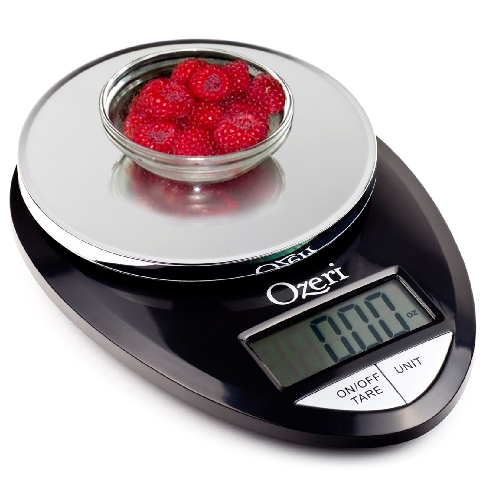 Ozeri Pro Digital Kitchen Food Scale Oz To 12 Lbs 1 Gram To 5 4 Kg Reviews Wayfair