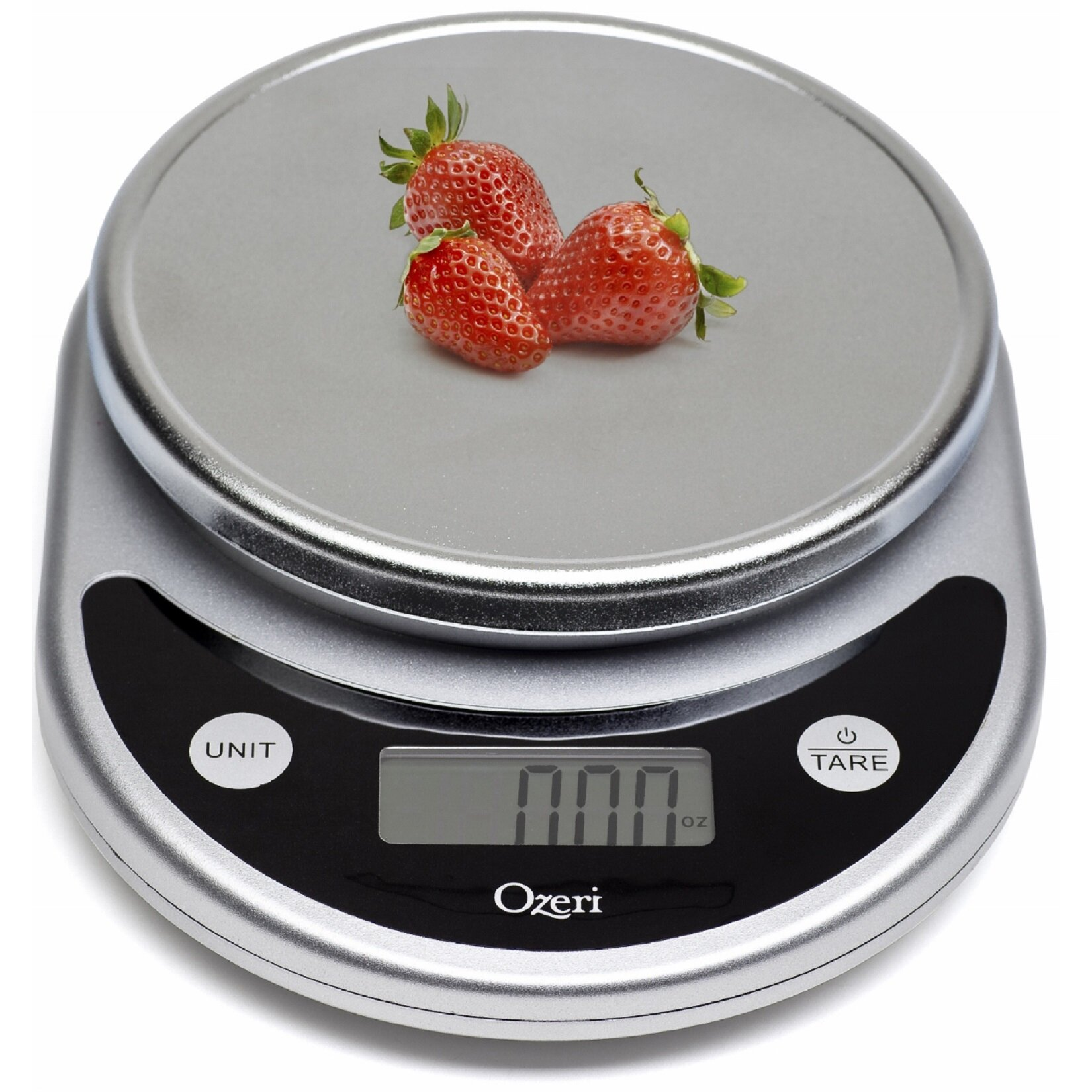 Ozeri Digital Kitchen Scale Review: Ozeri Pronto Digital Multifunction Kitchen And Food Scale