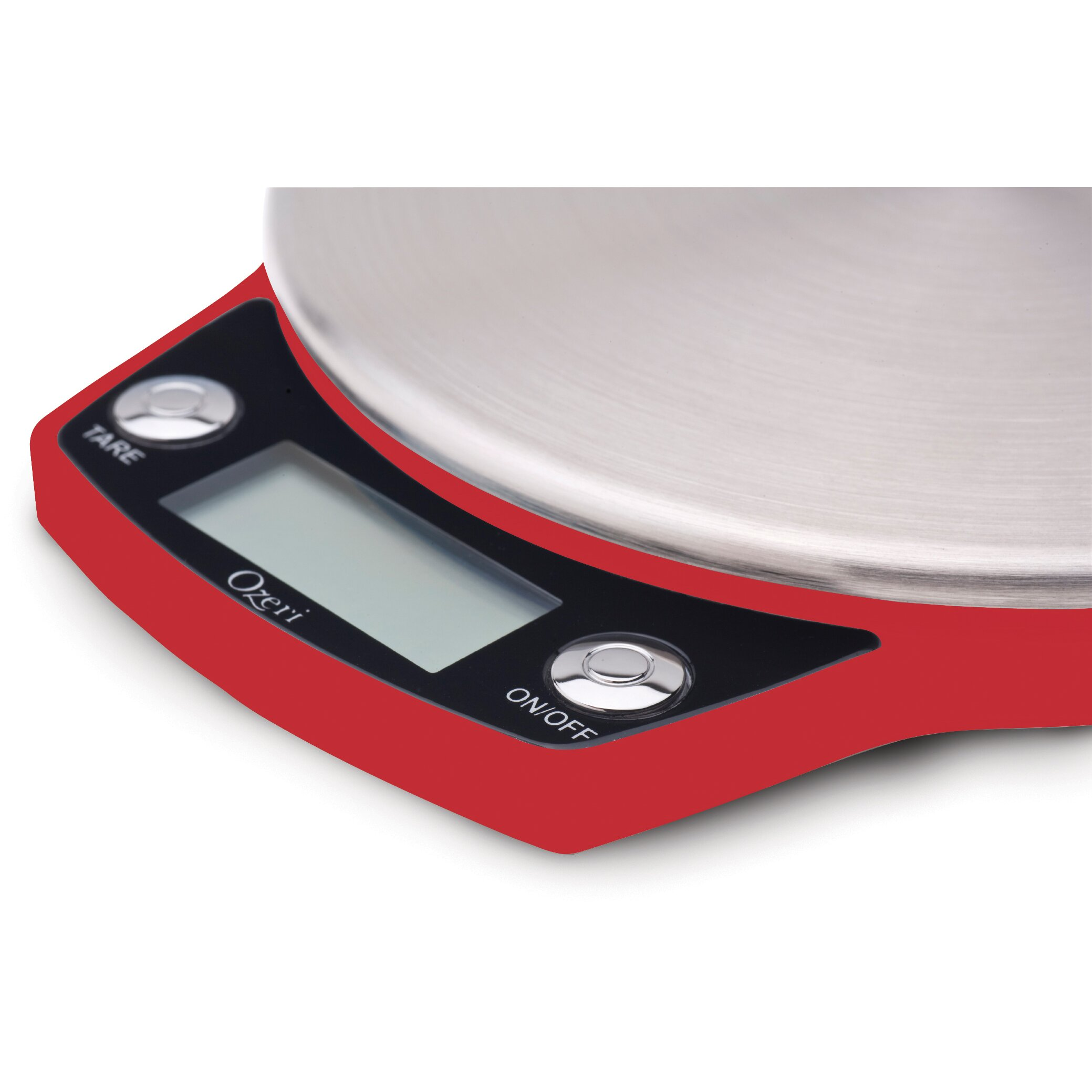 Ozeri Precision Pro Stainless Steel Digital Kitchen Scale Reviews Wayfair