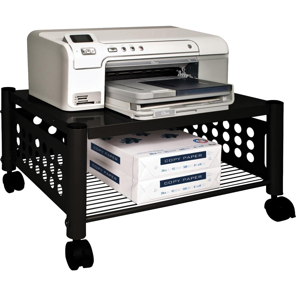 Commercial commercial office furniture printer carts amp stands