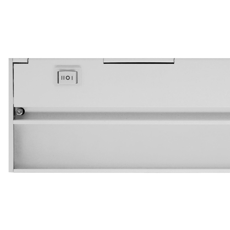 Led Ramp Under Koksskap : NICOR Lighting 40 LED Under Cabinet Bar Light  Wayfair