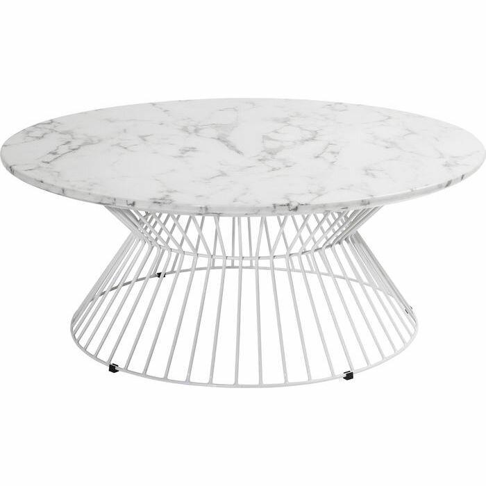 Wayfair Glass Coffee Table Uk: KARE Design Cintura Coffee Table