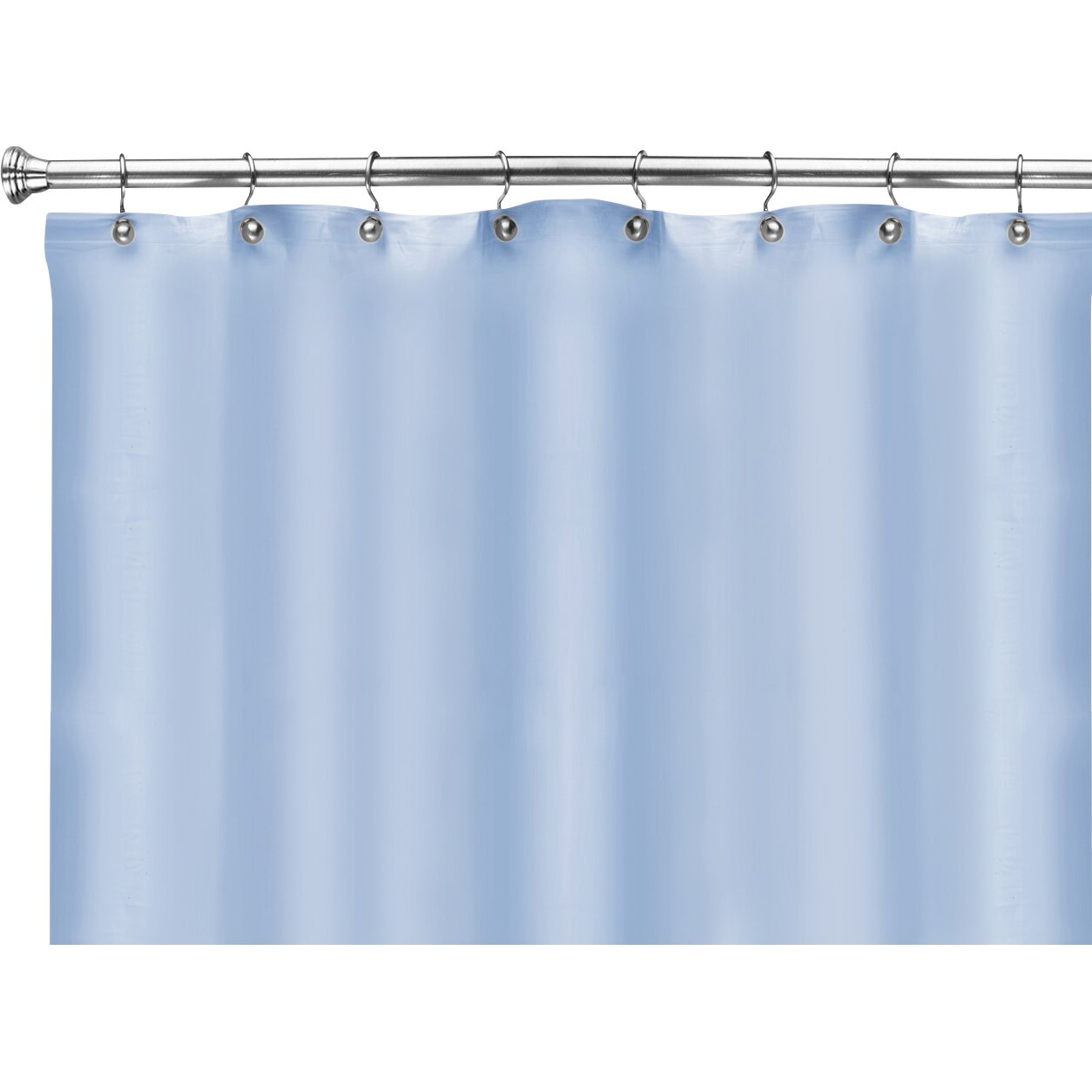 Popular bath products vinyl hotel shower curtain liner for Bathroom liner
