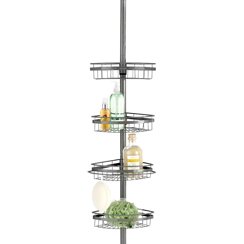 Popular Bath Products Ultimate 4 Tier Shower Caddy
