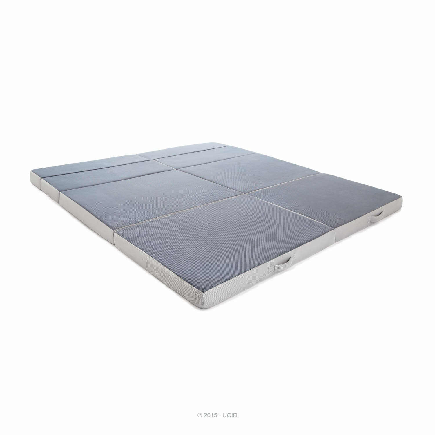 Lucid Folding Foam Mattress & Reviews