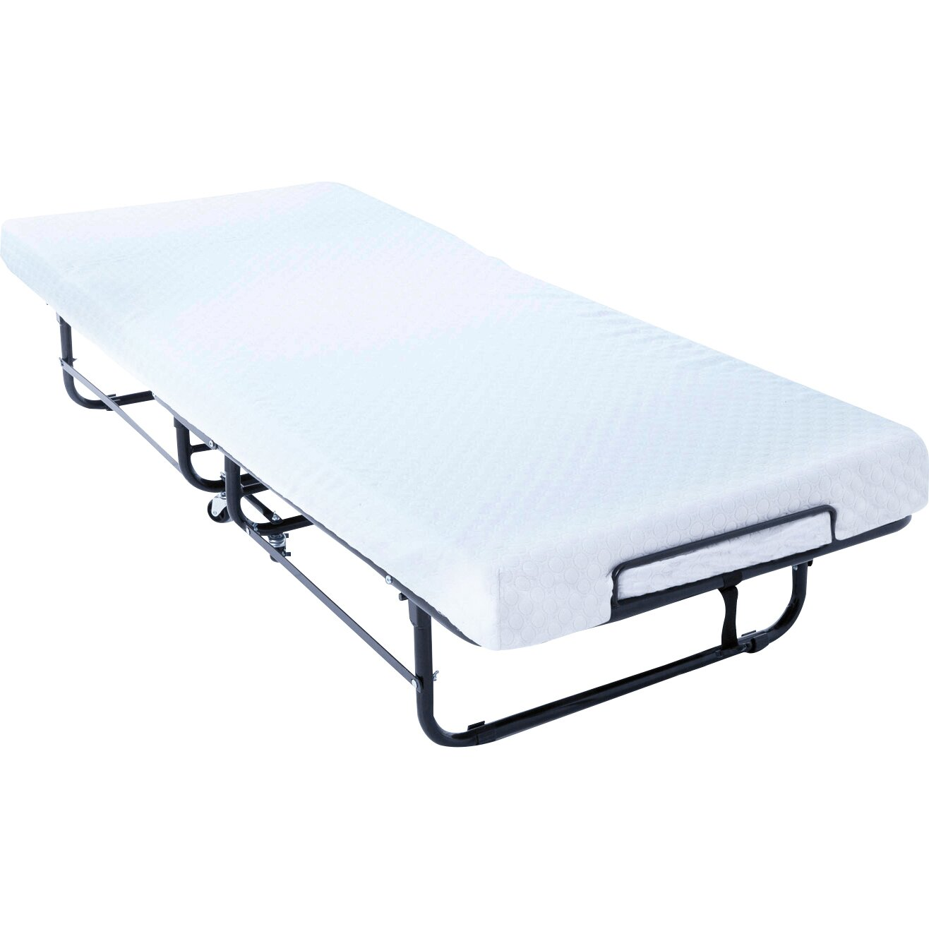 "Lucid Lucid 4"" Memory Foam Mattress & Reviews"