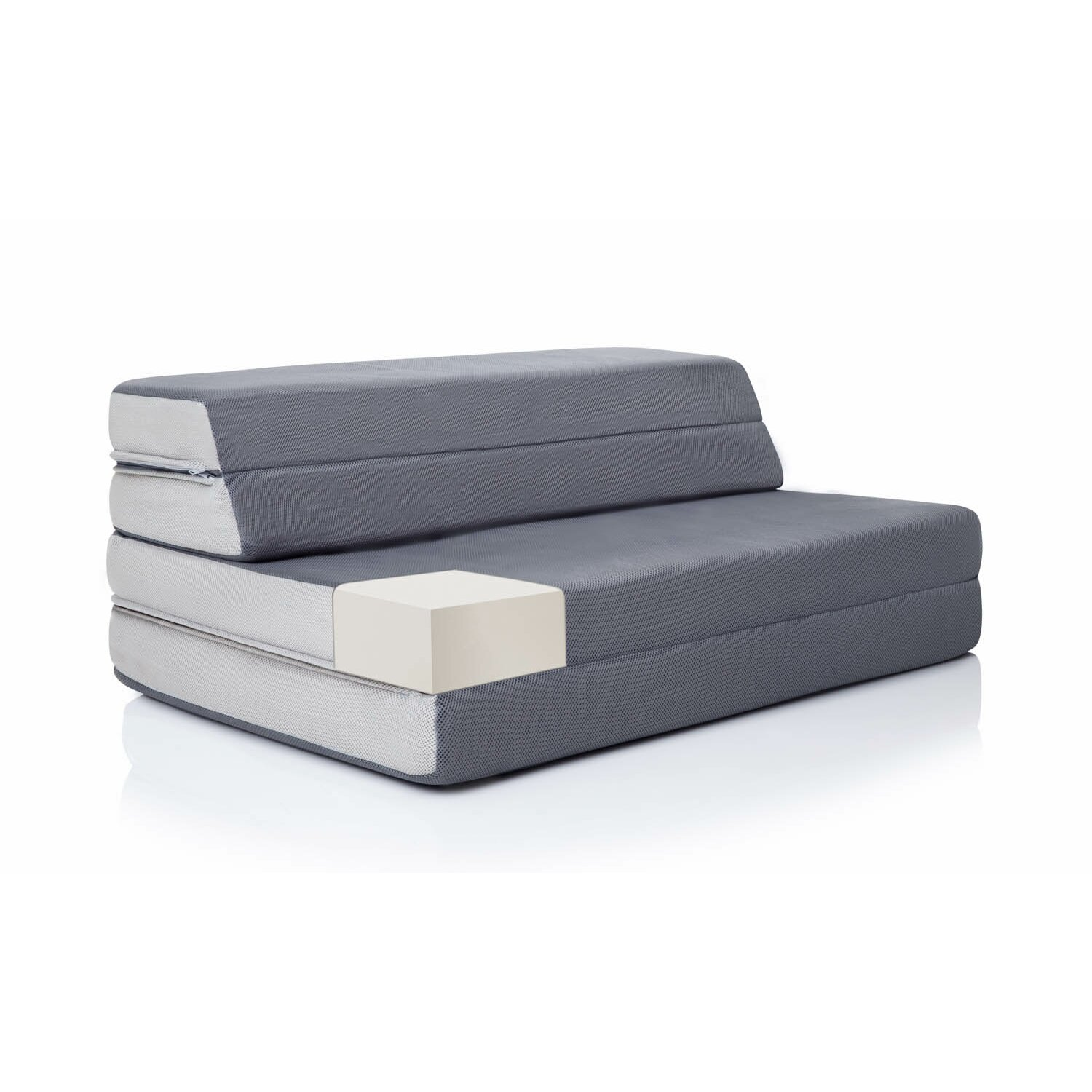 Lucid folding foam mattress reviews wayfair Where to buy mattress foam