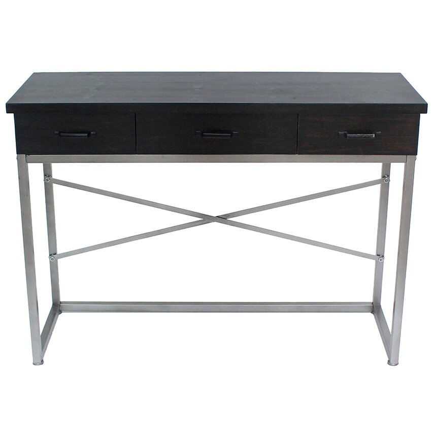 teton home console table wayfair. Black Bedroom Furniture Sets. Home Design Ideas