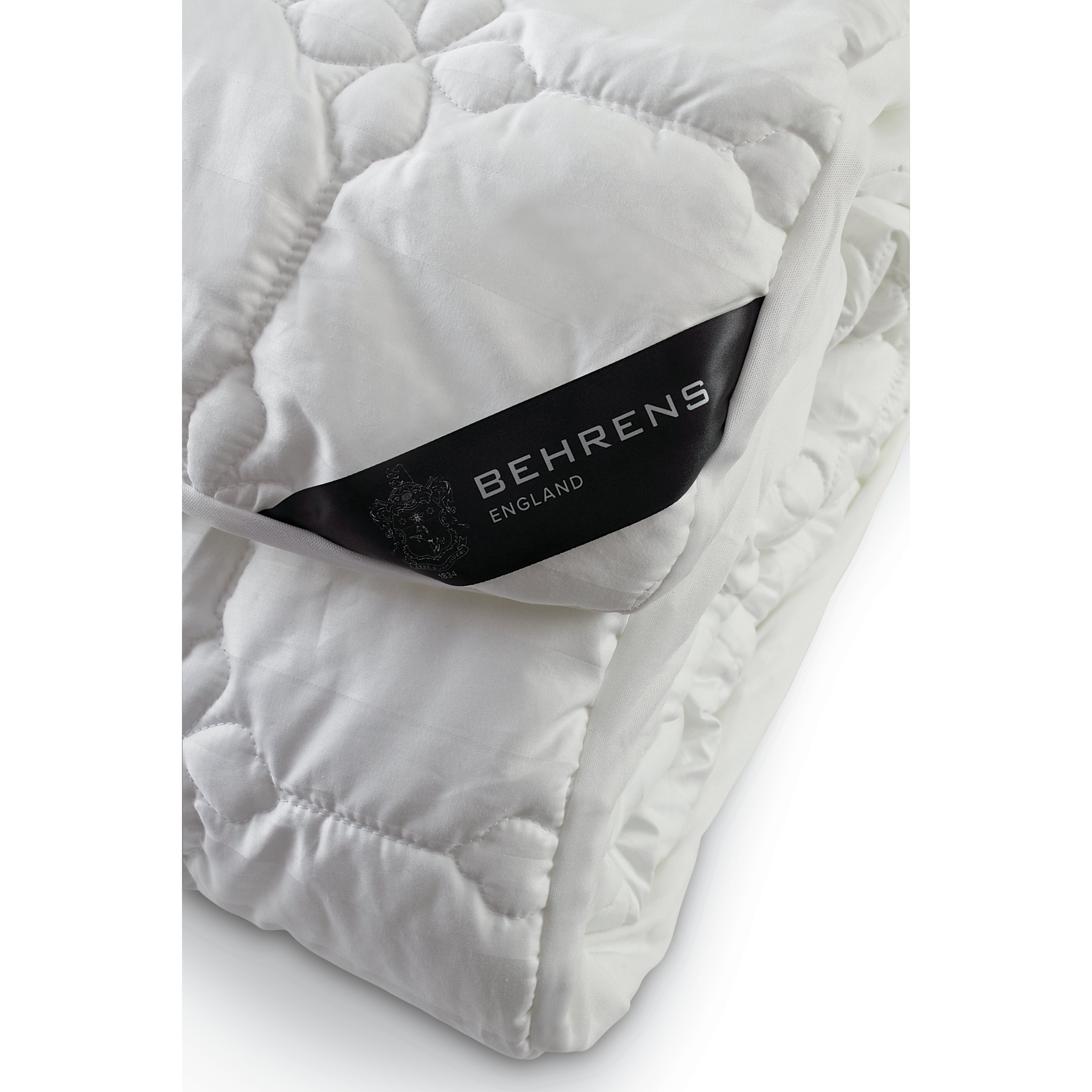 BEHRENS England Full Protection Mattress Pad & Reviews