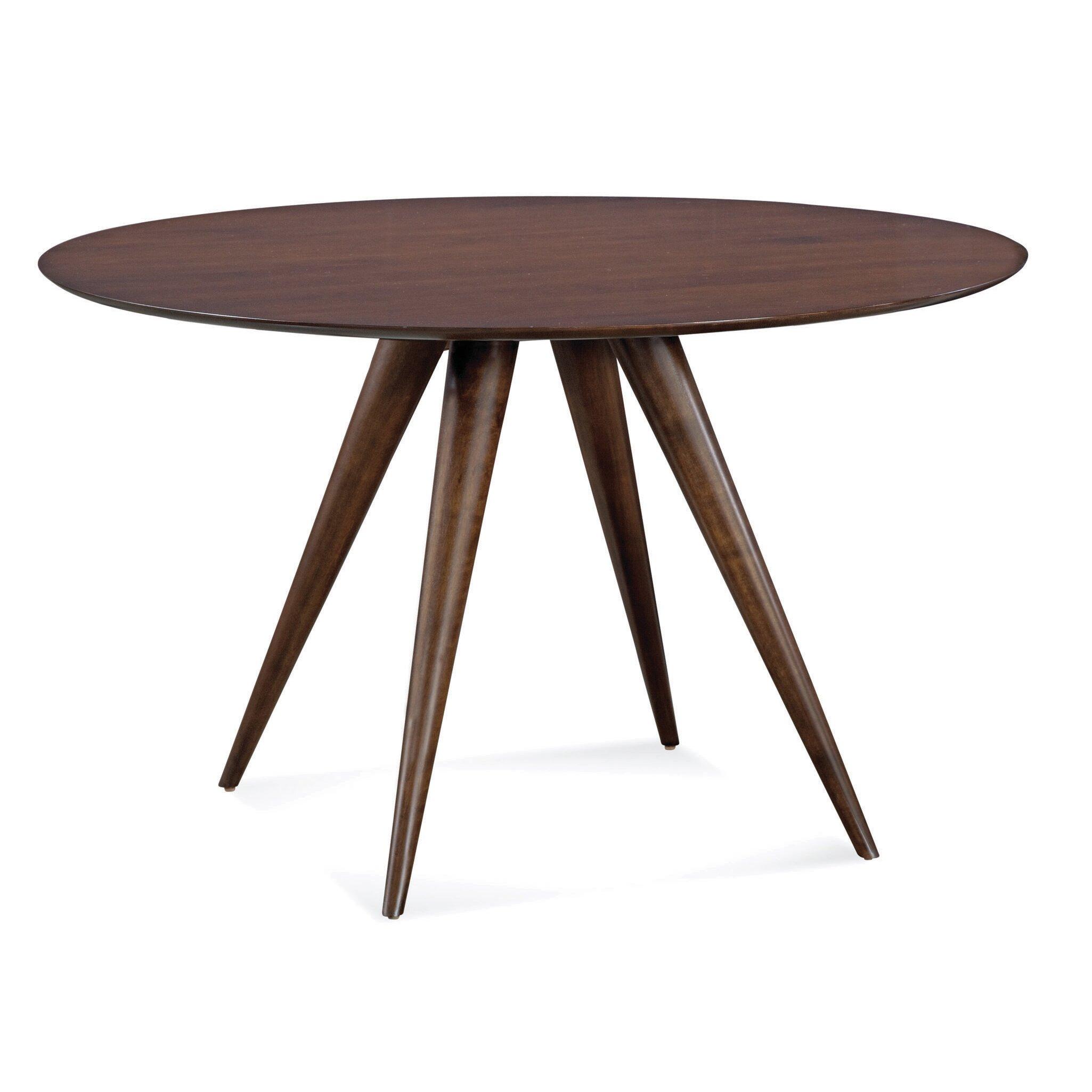 Saloom Furniture Iris 80 Dining Table Wayfair