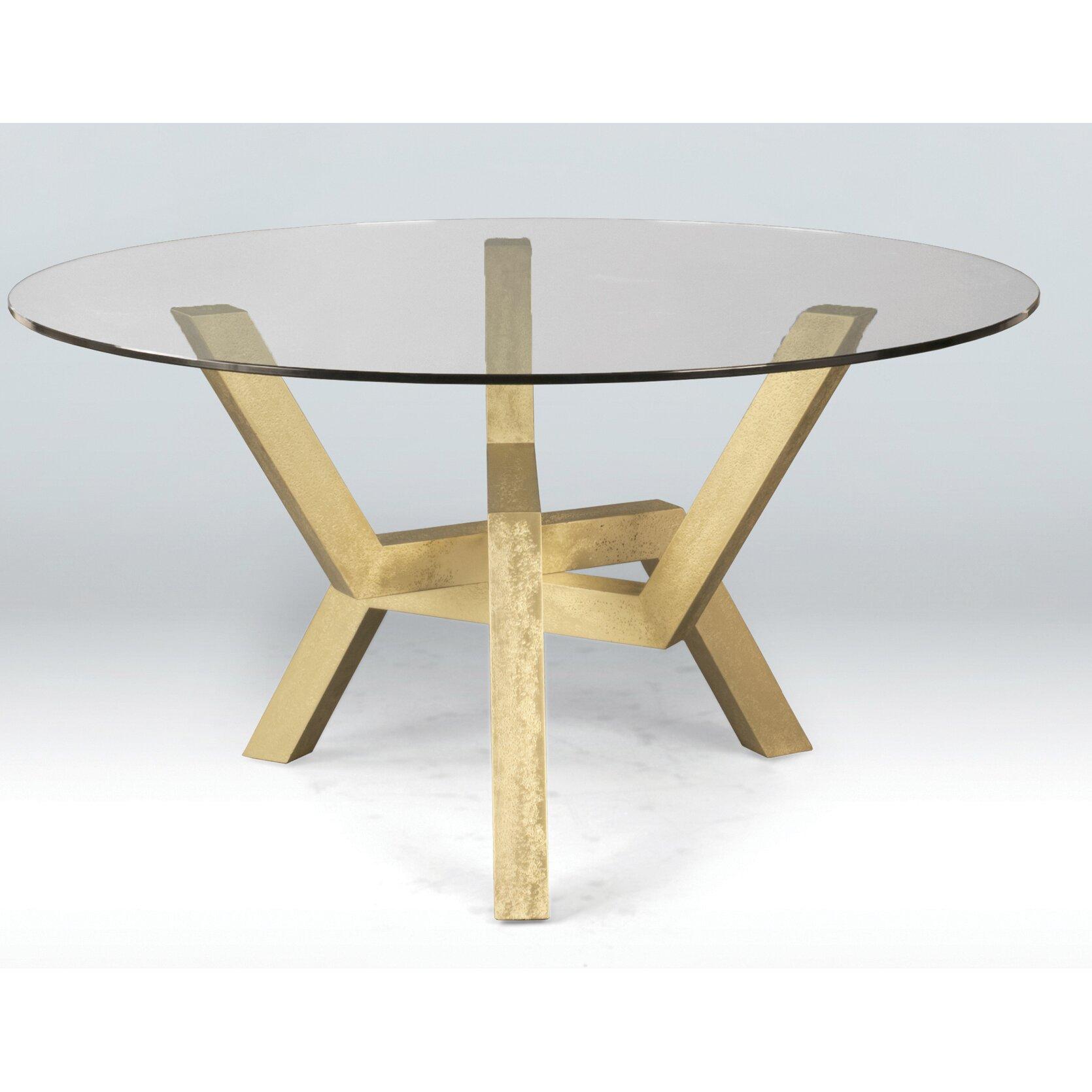 Saloom Furniture Cleo Dining Table Wayfair