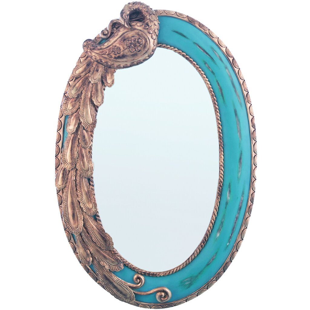 Buy peacock mirror and get free shipping on AliExpresscom