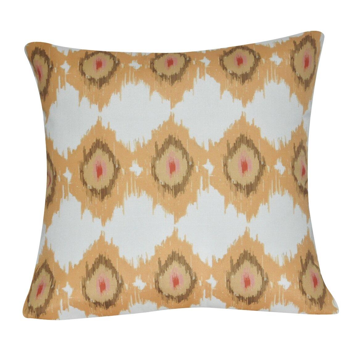 Loom and Mill Circles Decorative Throw Pillow Wayfair