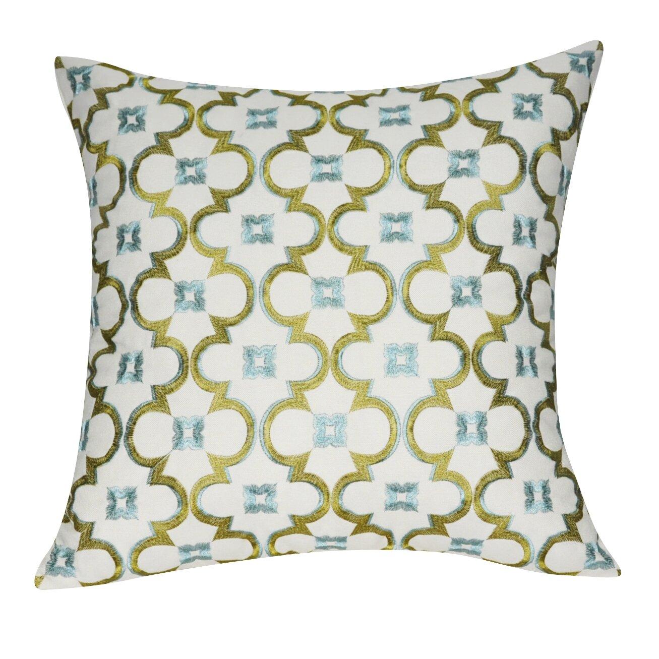 Loom and Mill Damask Decorative Throw Pillow & Reviews Wayfair