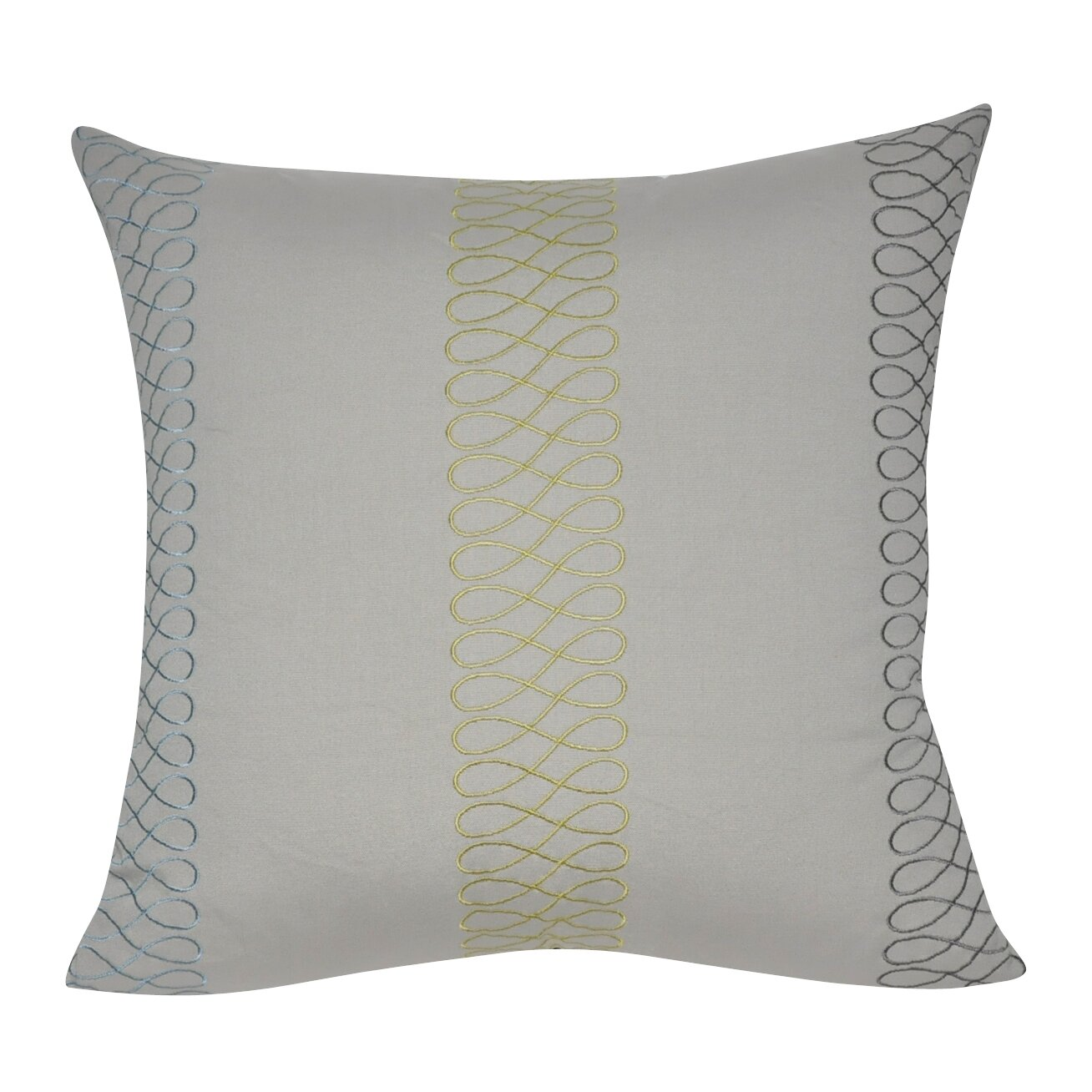 Decorative Pillow Wayfair : Loom and Mill Stripe Decorative II Throw Pillow & Reviews Wayfair