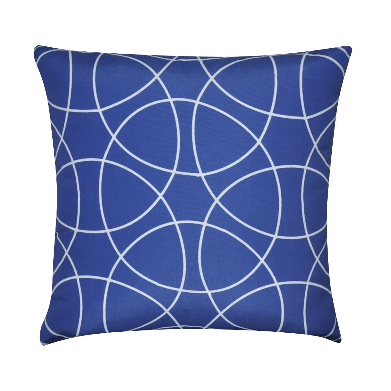 Decorative Pillows With Circles : Loom and Mill Circles Decorative Throw Pillow Wayfair