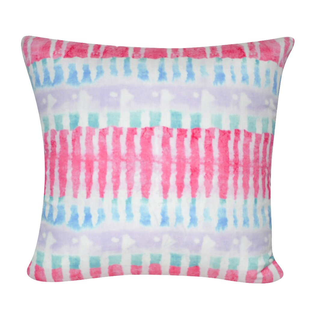 Loom and Mill Tie-Dye Decorative Throw Pillow & Reviews Wayfair