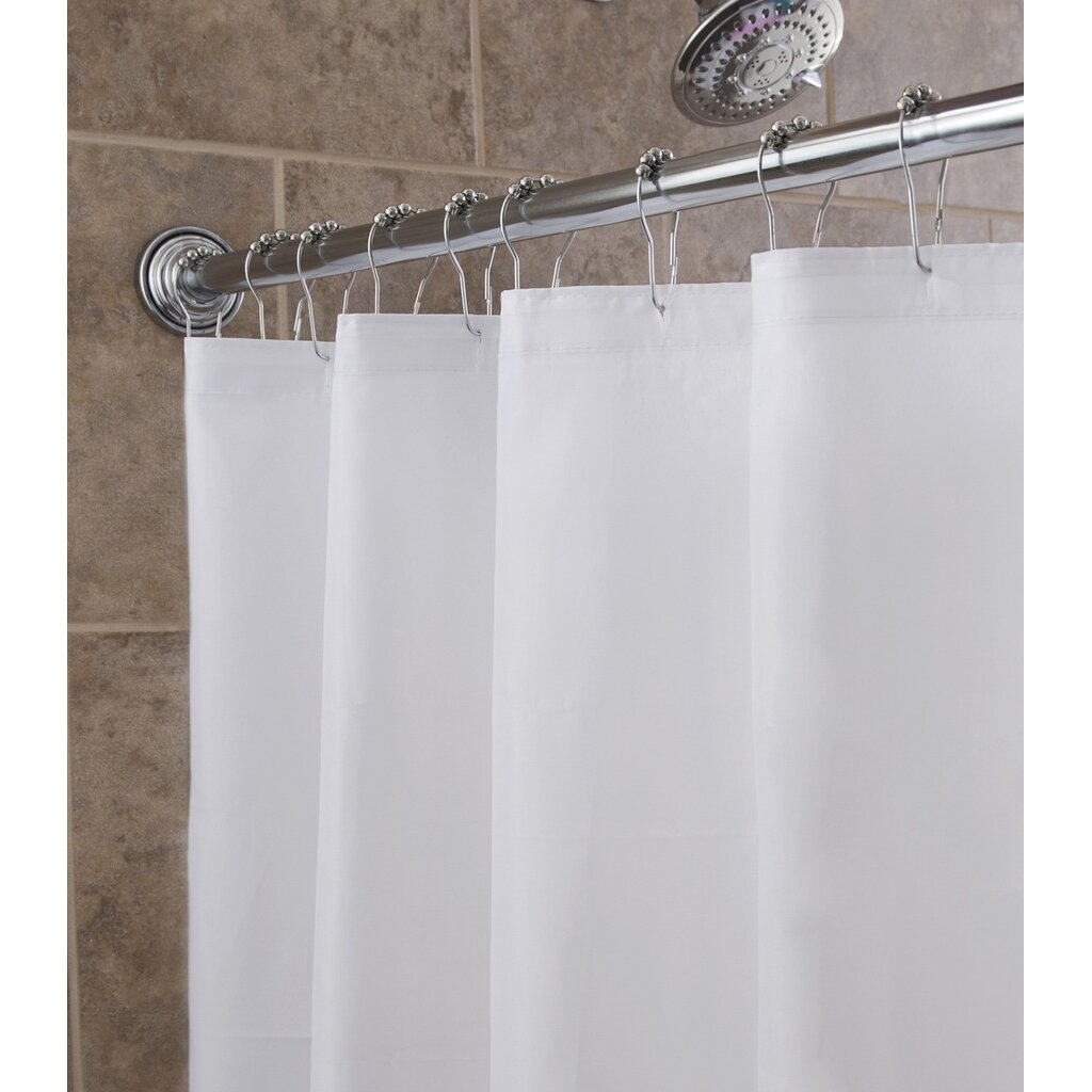 Kenney Shower Curtain Liner Amp Reviews