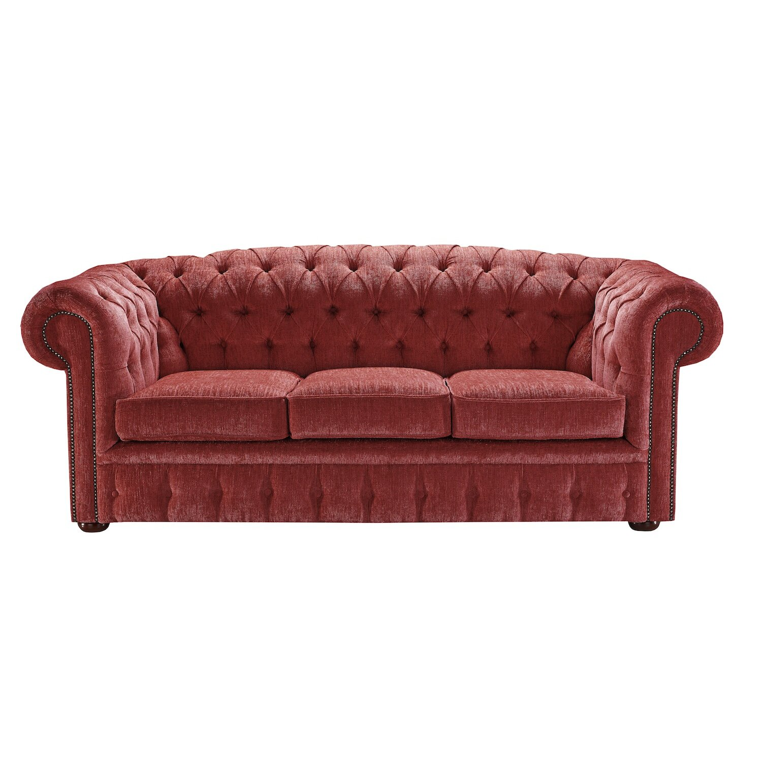 Portabello Interiors Chesterfield Sofa Set Wayfair UK