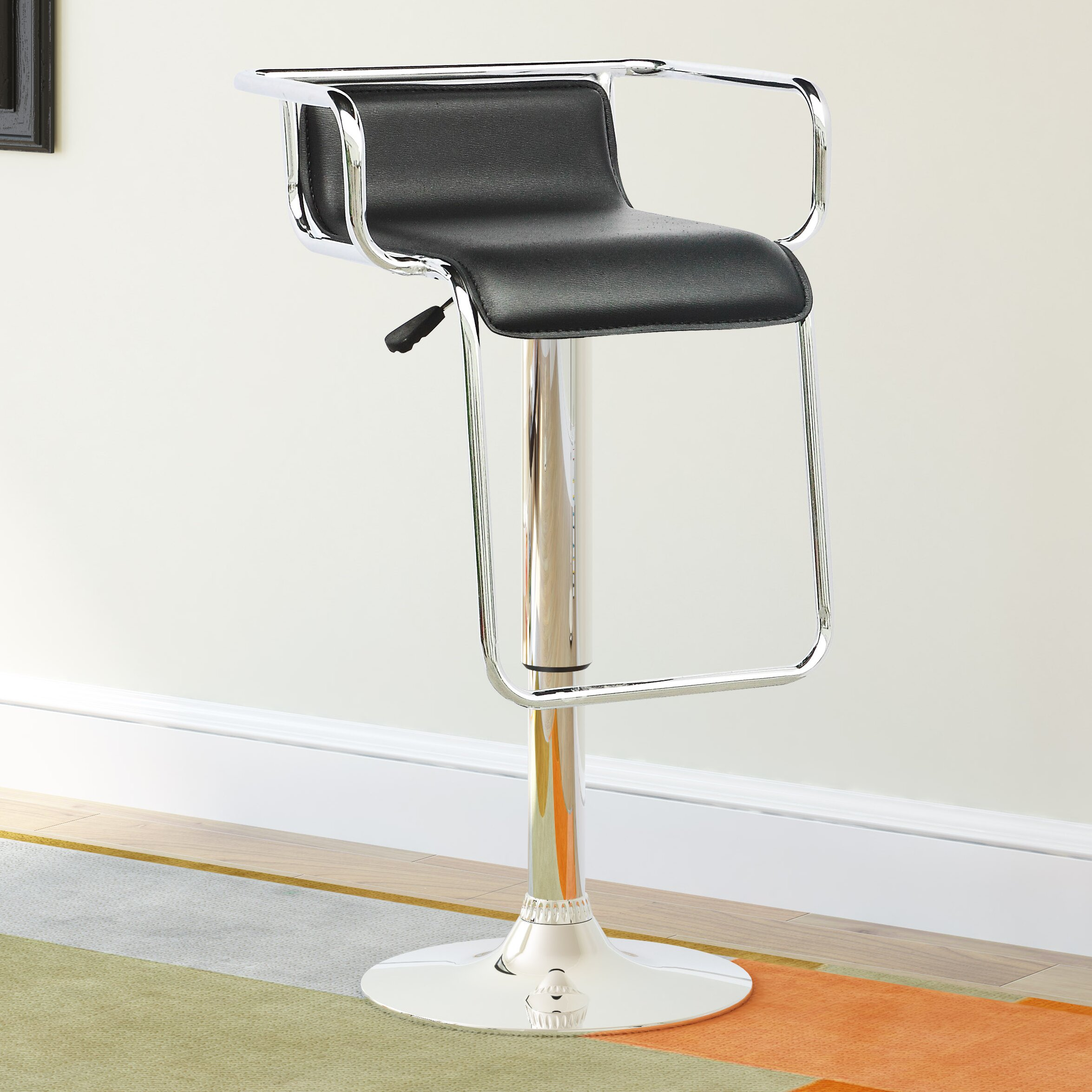 CorLiving Adjustable Height Swivel Bar Stool amp Reviews  : CorLiving Adjustable Height Swivel Bar Stool from www.wayfair.com size 2350 x 2350 jpeg 721kB