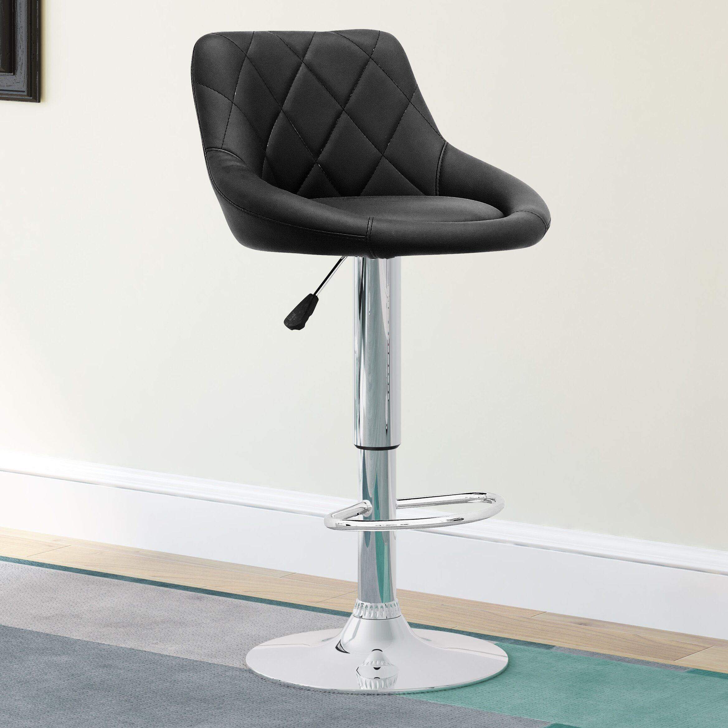 CorLiving Adjustable Height Swivel Bar Stool amp Reviews  : CorLiving Adjustable Height Swivel Bar Stool from www.wayfair.com size 2338 x 2338 jpeg 605kB