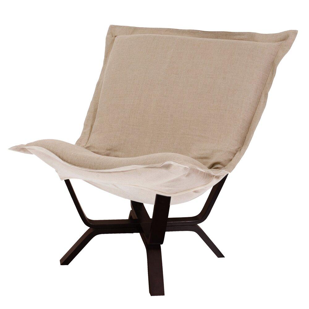 howard elliott milan prairie puff chair wayfair