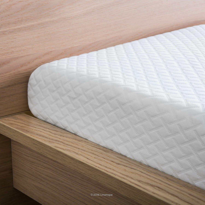 Linenspa 5 Gel Memory Foam Mattress Reviews Wayfair
