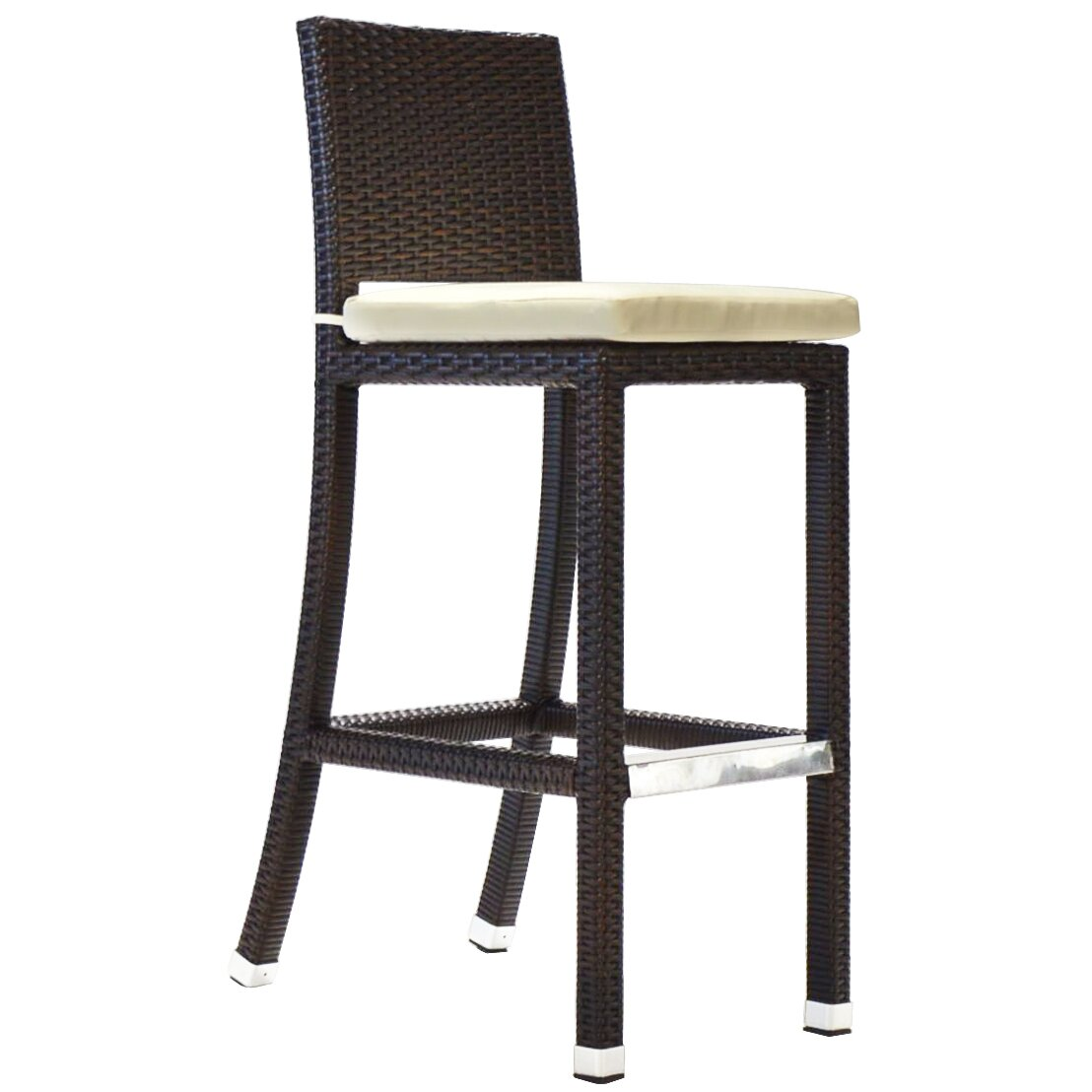 Bienal Crecent 305quot Bar Stool with Cushion amp Reviews  : Bienal Crecent 305 Barstool from www.wayfair.com size 1108 x 1108 jpeg 110kB