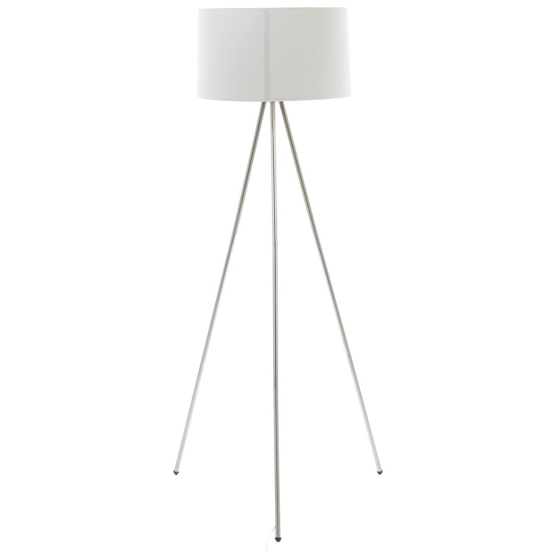 Zipcode Design Monique 595quot Tripod Floor Lamp amp Reviews  : Tullio2BOne2BLight2BFloor2BLamp2Bin2BPolished2BSteel from www.wayfair.com size 1315 x 1315 jpeg 46kB