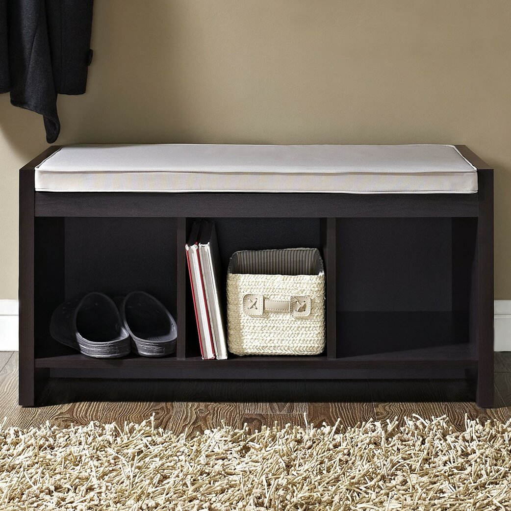 Zipcode™ Design Claudia Storage Bench with Cushion ...