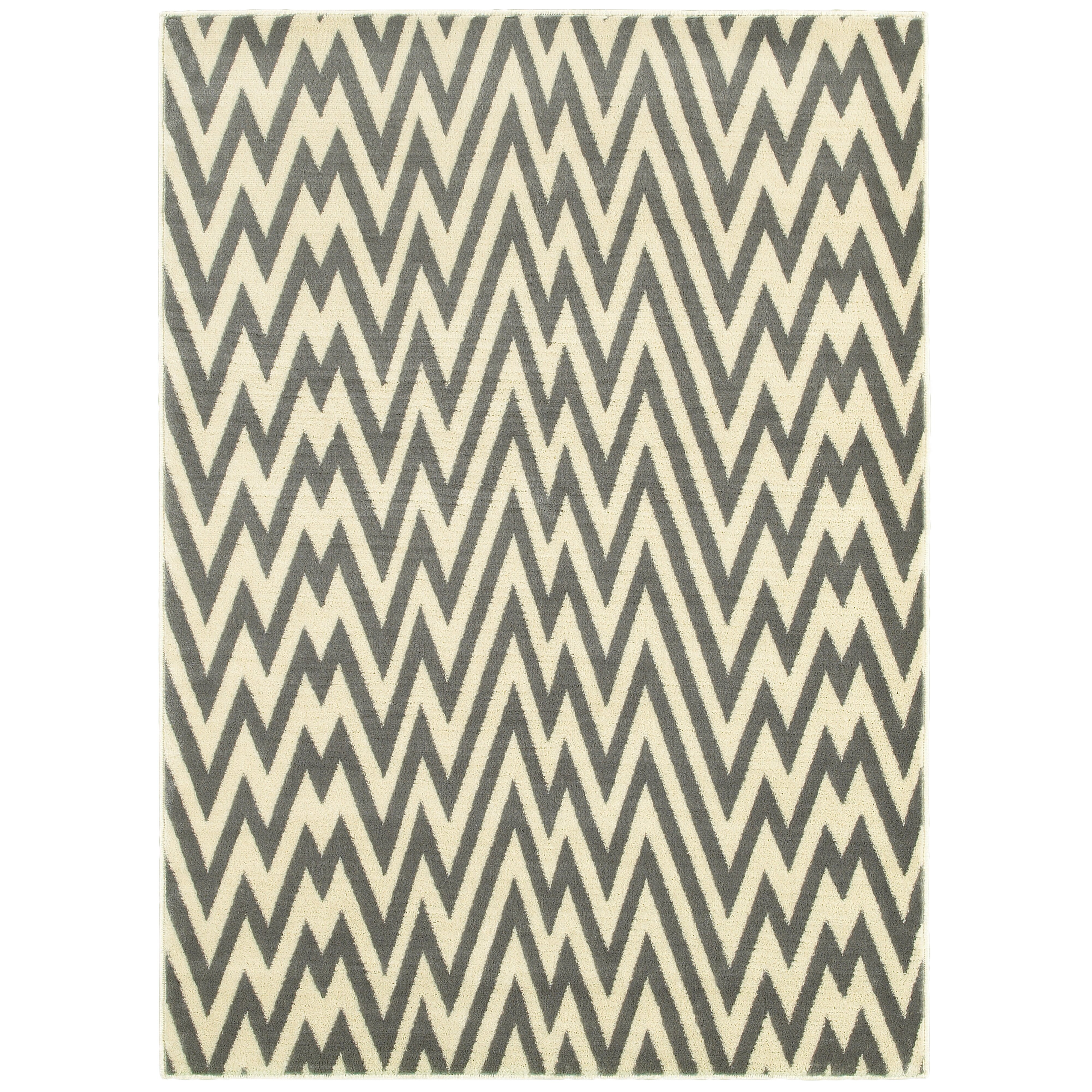Gray And White Area Rug Artistic Weavers Transit Piper