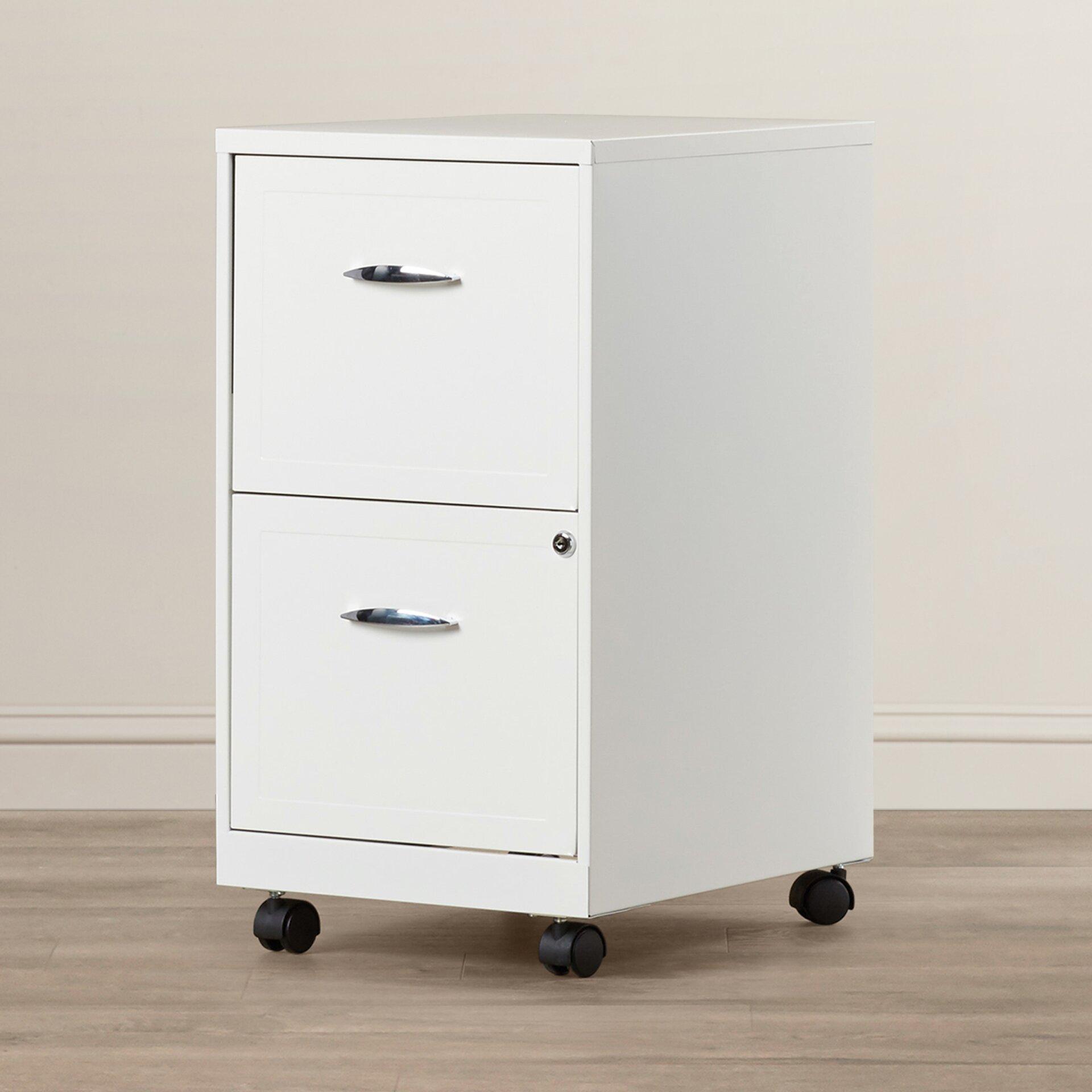 White wood 2 drawer file cabinet - Fantastic Furniture Gt Commercial File Cabinets Gt Ofm 55106 Mobile File Cabinet