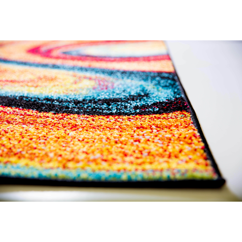 Zipcode Design Peyton Multi Colored Area Rug Amp Reviews