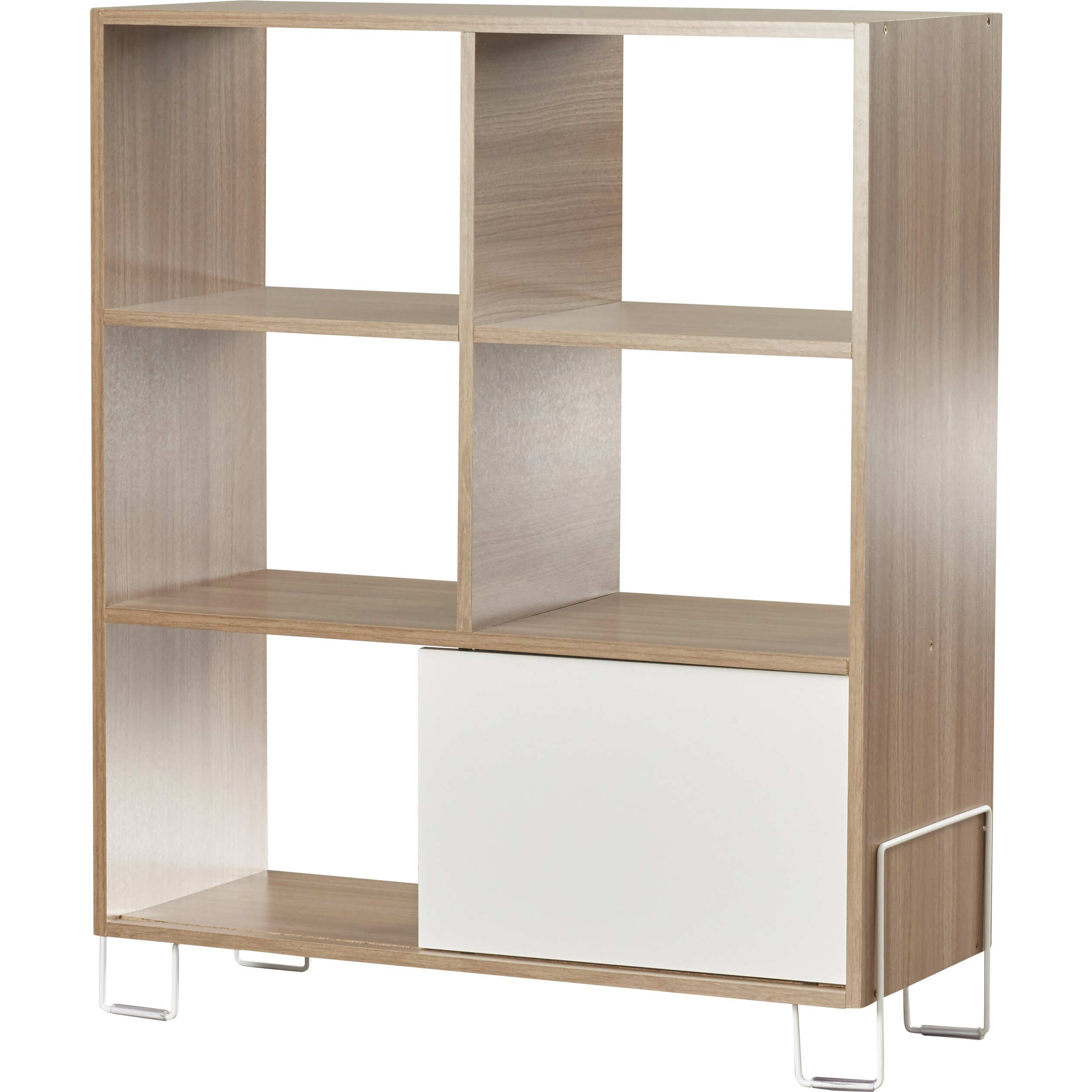 zipcode design erica 39 quot cube unit bookcase reviews