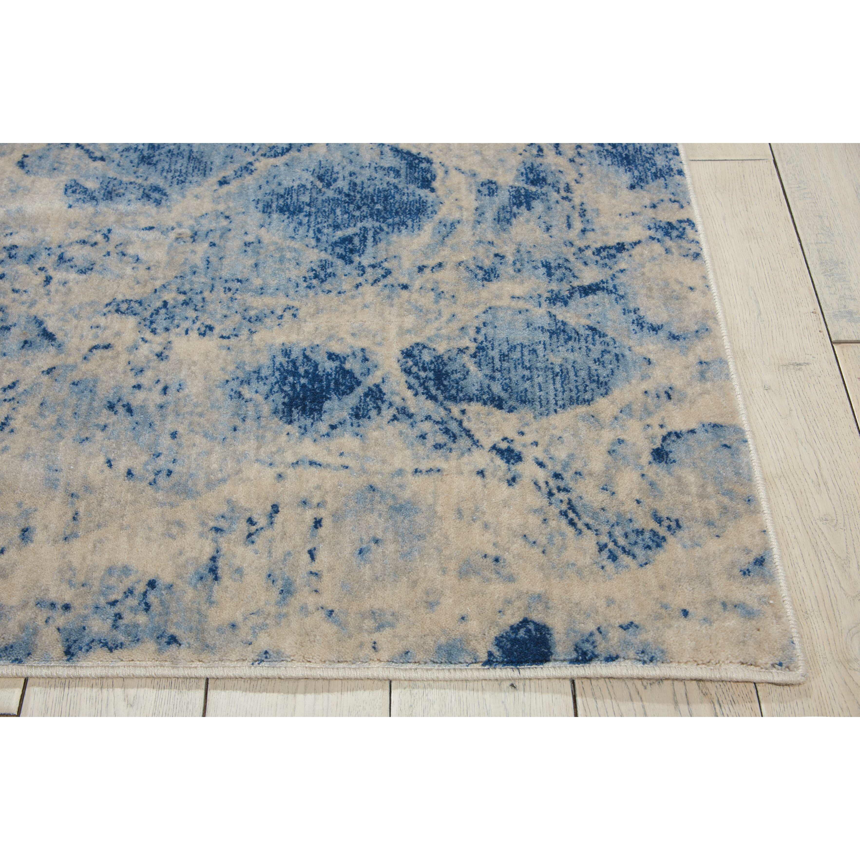 Zipcode™ Design Isabela Blue Area Rug & Reviews