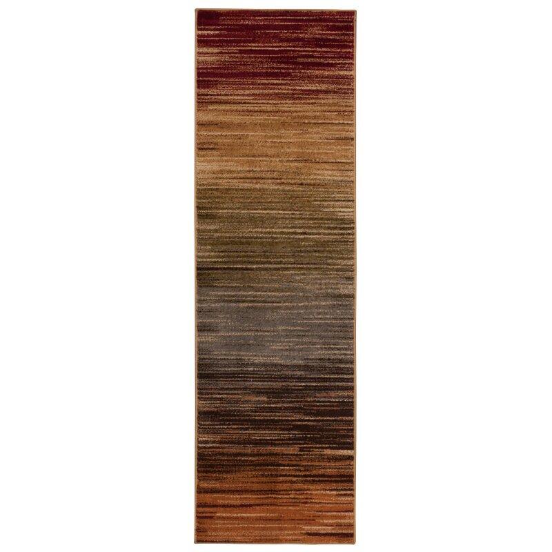 Zipcode Design Margret Multicolored Stripe Area Rug
