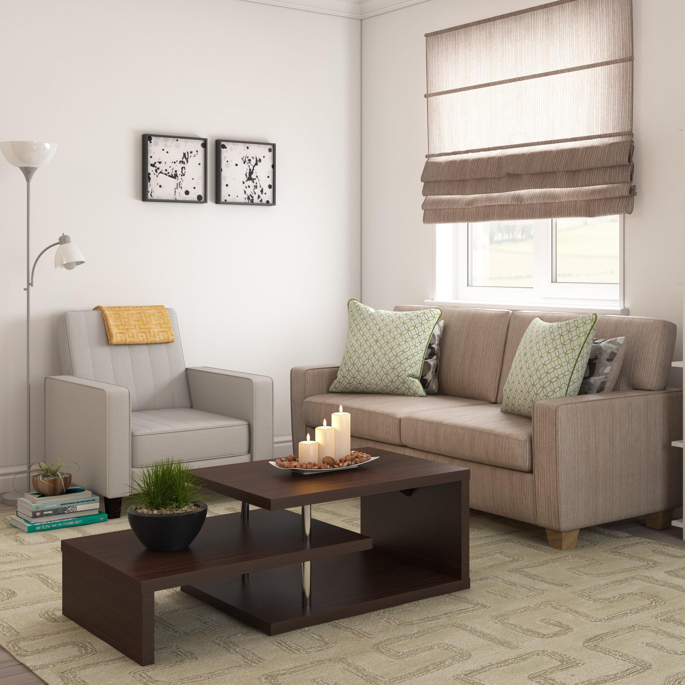 Zipcode Design 71 65 Quot Torchiere Floor Lamp With Reading
