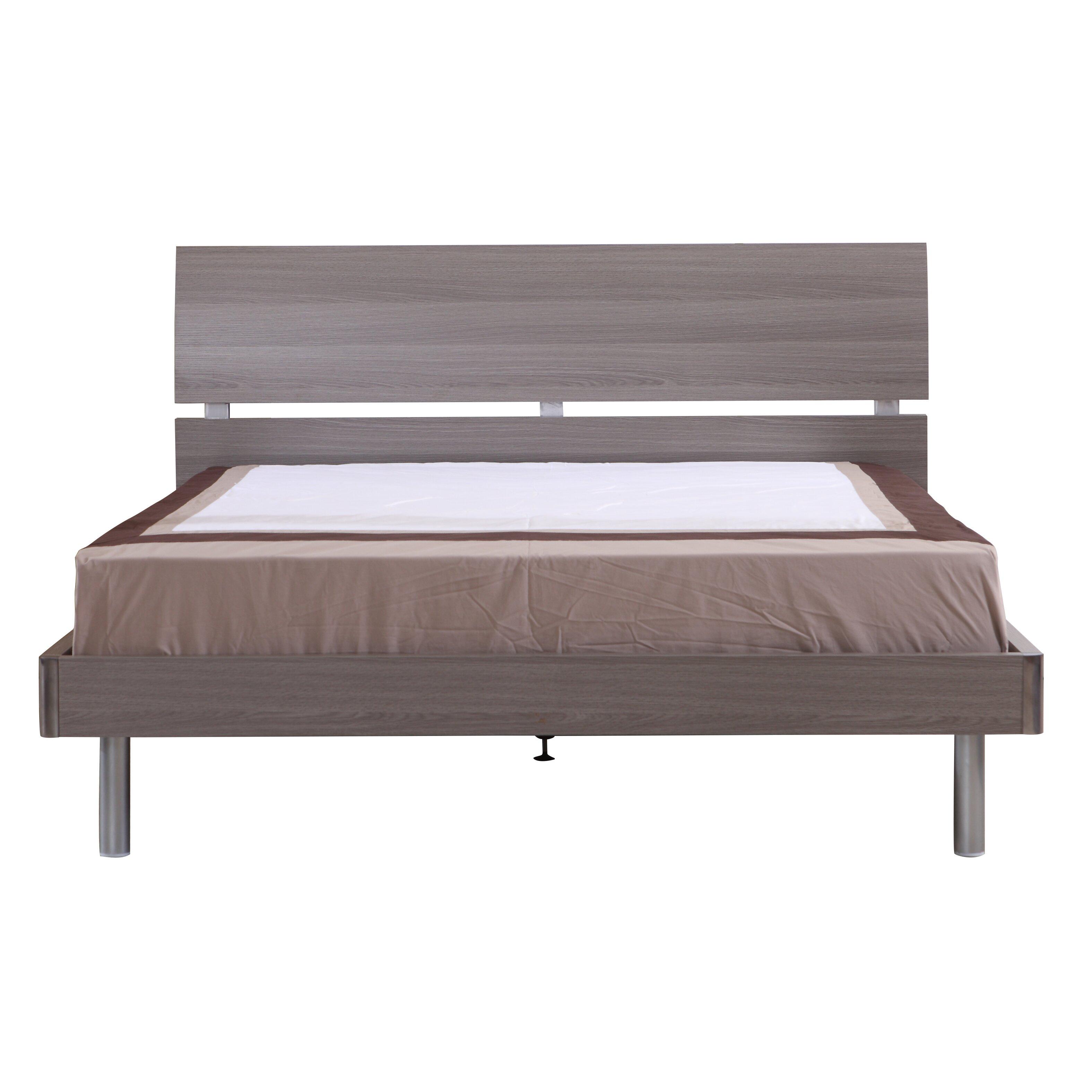 Kinwai Usa Inc Stonehenge Platform Bed Wayfair