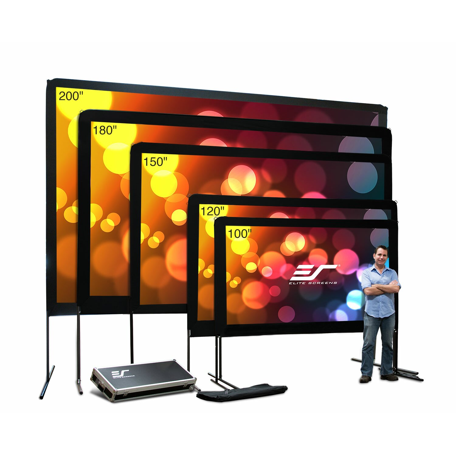 front projection Call (888) 6315880 for rear projection screens custom solutions, projection film, touch film and multitouch touch screen solutions call screen solutions international.